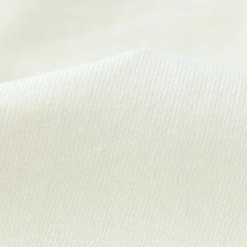 Heavy organic cotton jersey natural 15.5-16 oz