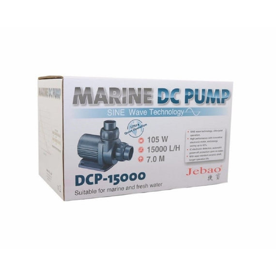 Jecod DCP-15000 SINE wave technology