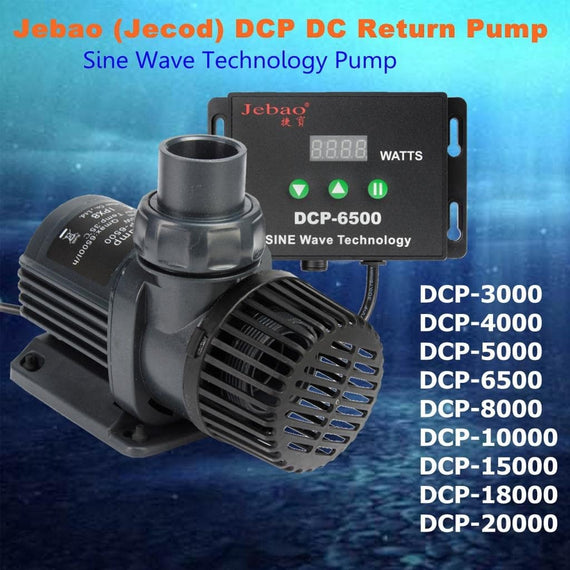 Jecod DCP-18000 SINE wave technology