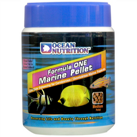 Ocean Nutrition Formula One Marine Small Pellets