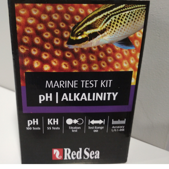 Red Sea Marine Test Kit pH/Alkalinity