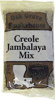 Oak Grove Smokehouse Creole Jambalaya Mix (12 Pack of 7.9 Ounce Bags)