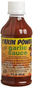 Cajun Power Sauce Original Recipe 8 Oz. (Pack of 2)