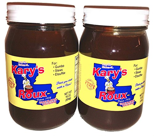 Kary's Roux Dark 16oz 2-Pack