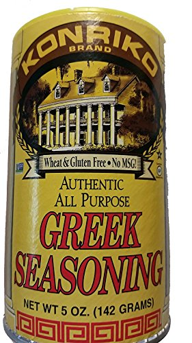 Konriko Authentic Greek Seasoning -- 5 oz
