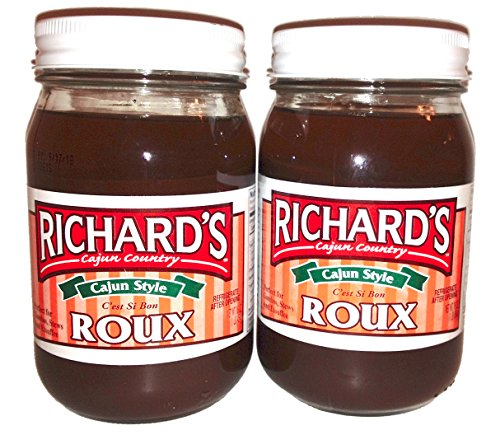 Richard Dark Roux 16oz 2-Pack