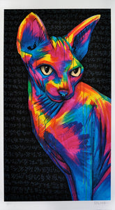 Neoteric Bastet (AKA Color Cat)
