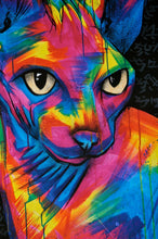 Load image into Gallery viewer, Neoteric Bastet (AKA Color Cat)