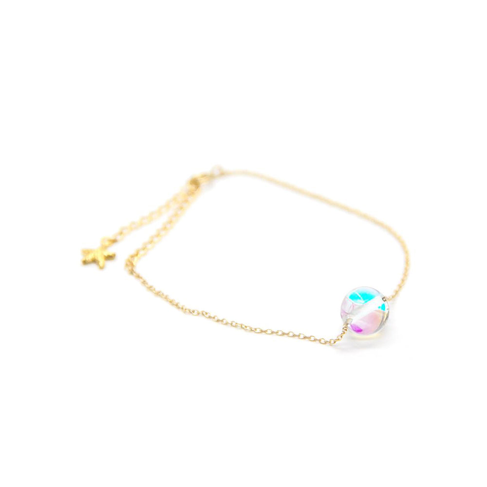 Magic Pastel Pearl Bracelet