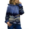 ✨ Mountain Printed Pullover Long Sleeve Sweatshirt ✨ NOW 50% OFF!!! 📣