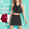 50% OFF Today Only! - Workout Pleated Skorts