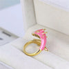 Gold Topaz Dragon Ring 💍🐉 🔥50% OFF NOW!🔥【BUY 2 FREE SHIPPING】