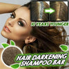 Organic Hair Darkening Shampoo Bar 🌴🌿 💥UP TO 65% OFF!🌿