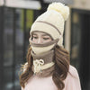 3PCS Women's Winter Scarf Set 🌨🧣 😻 50% ON SALE NOW!!! 😻
