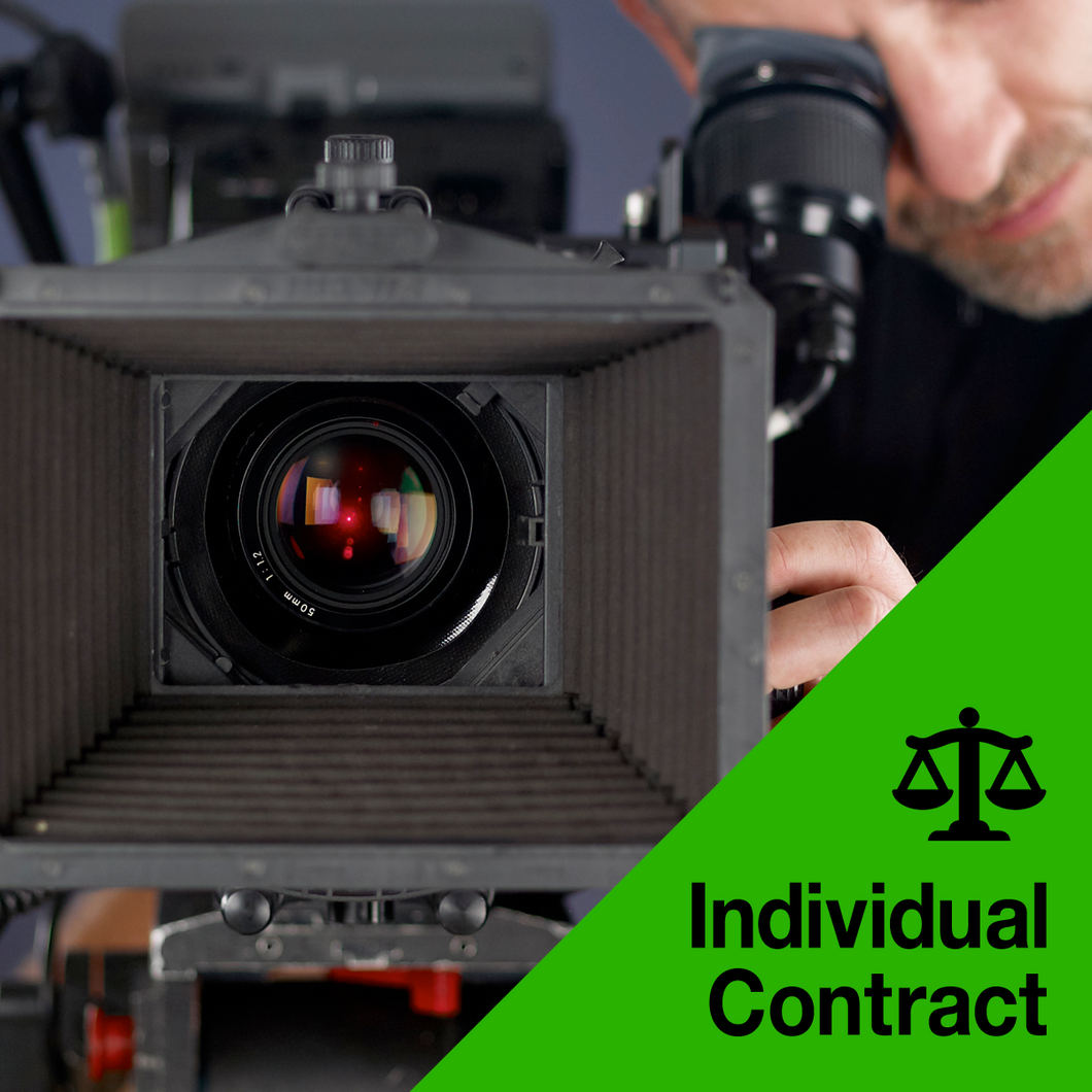 Music Video Production Contract