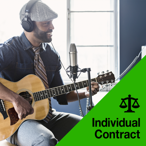 Musician Work-for-Hire Agreement