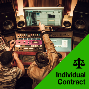 Producer Contract (album deal - traditional royalty)