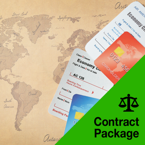 Contract Package for Booking Agency