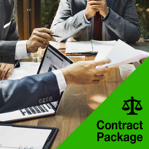 Contract Package for Management Company