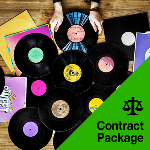 Contract Package for Record Label