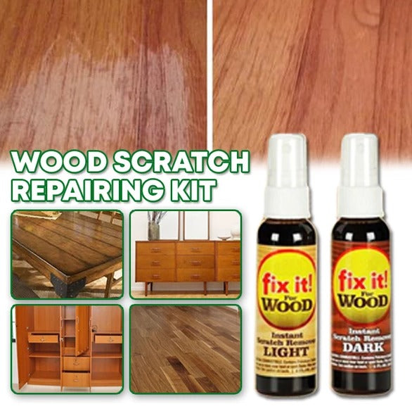 Fix It Wood Scratch Repair Spray