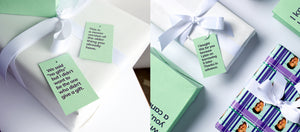 Surprisingly Painless Gift Tag Pack