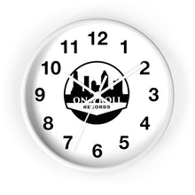 Load image into Gallery viewer, On a Roll Records Wall clock