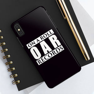 On a Roll Records Phone Case
