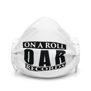 On a Roll Records Premium face mask