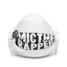 Load image into Gallery viewer, MIC The Rapper Premium face mask