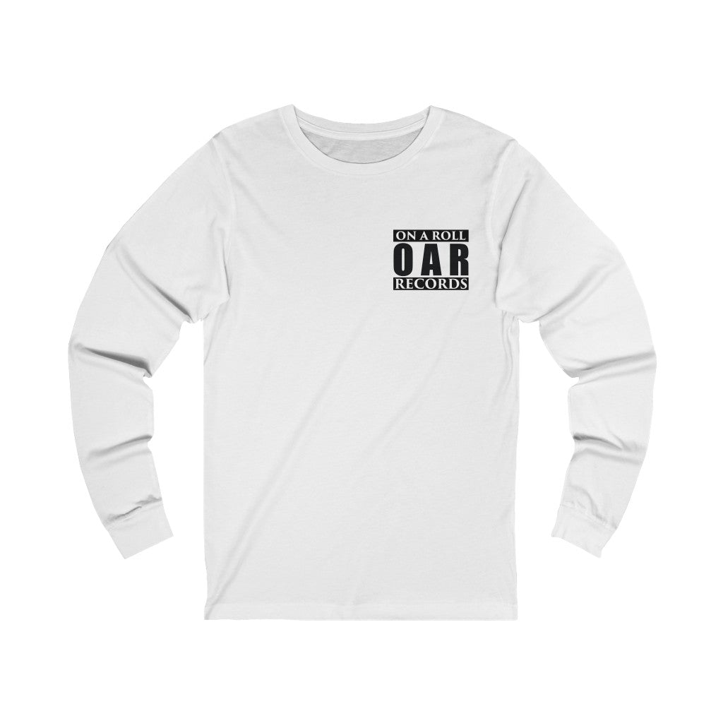 On a Roll Records Unisex Long Sleeve