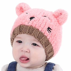 Infants/Toddlers Unisex Knitted cap