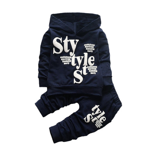 Kids Clothes Boys Toddler Baby Boy Style Letter