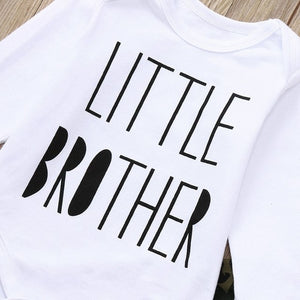 Newest Newborn Toddler Baby Boys Letter Romper