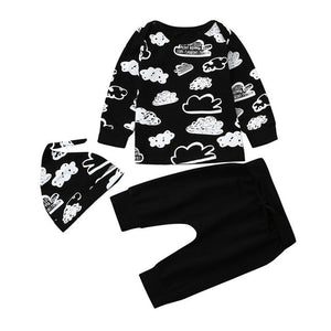 Popular Newborn Infant Baby Girl Boys Clothes