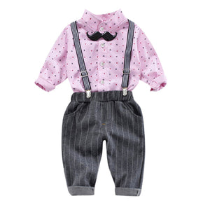 Sets Of Clothes For Boys 3Pcs Infant Toddler Baby