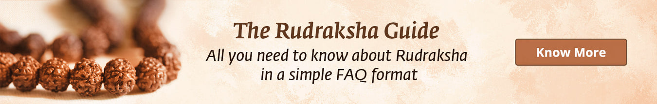 Rudraksha & Consecrated Items