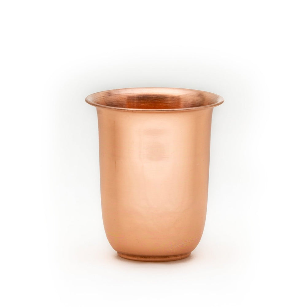 Copper Glass / Tumbler 200ml Small - Isha Life AU