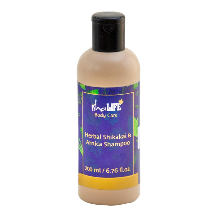 Herbal Shikkakai & Arnica Shampoo, 200 ml - Isha Life AU