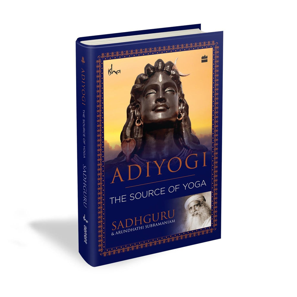 Adiyogi - The Source of Yoga (English)