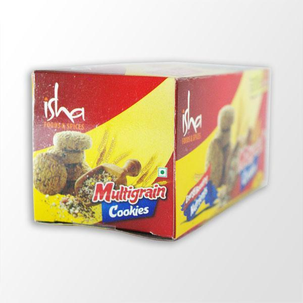 Multigrain Cookies, 100 gm (Best Before 5 Feb 2020) - Isha Life AU