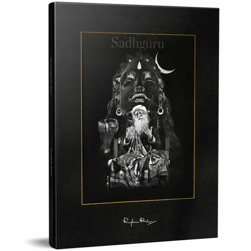 Sadhguru Photo Book by Raghu Rai (Standard Edition)