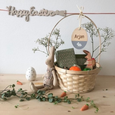 Easter Egg name tag