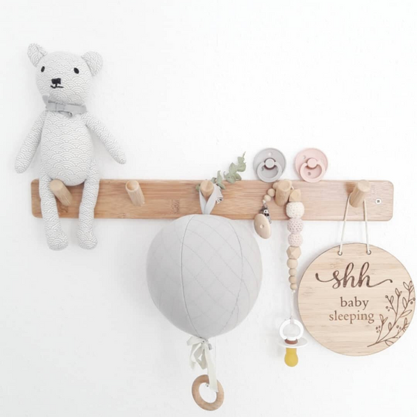 Baby Sleeping Plaque