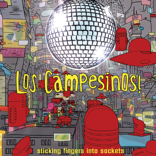 Los Campesinos! - Sticking Fingers Into Sockets EP