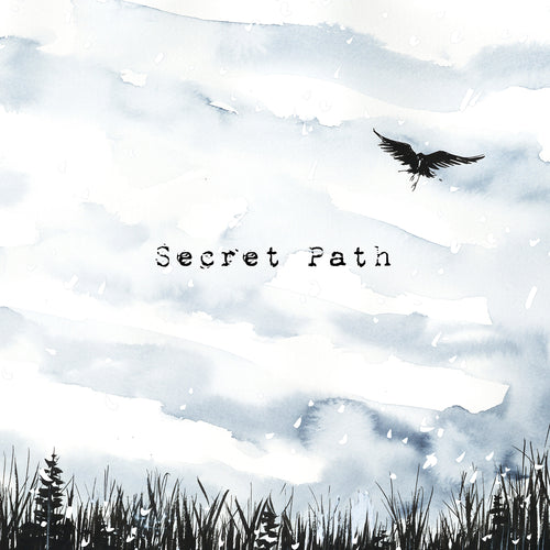 Gord Downie - Secret Path LP w/ Graphic Novel by Jeff Lemire