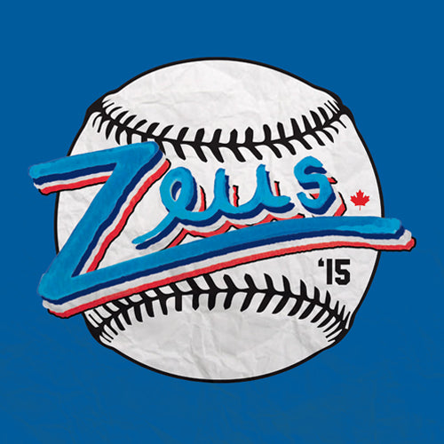 Zeus - OK Blue Jays - MP3