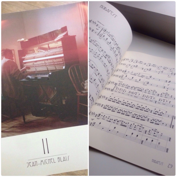 Jean-Michel Blais - Il Sheet Music