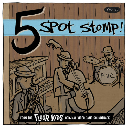Kid Koala - Five Spot Stomp