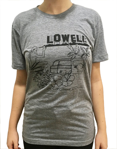 Lowell - West Coast Forever T-Shirt